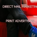 flyer distribution direct mail marketing versus print advertising